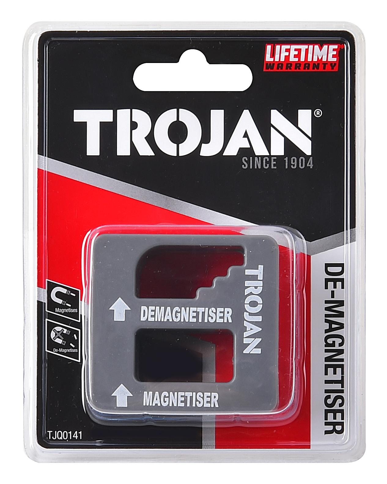 Trojan Demagnetiser Screwdriver